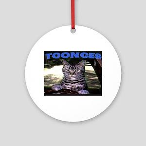 TOONCES Ornament (Round)