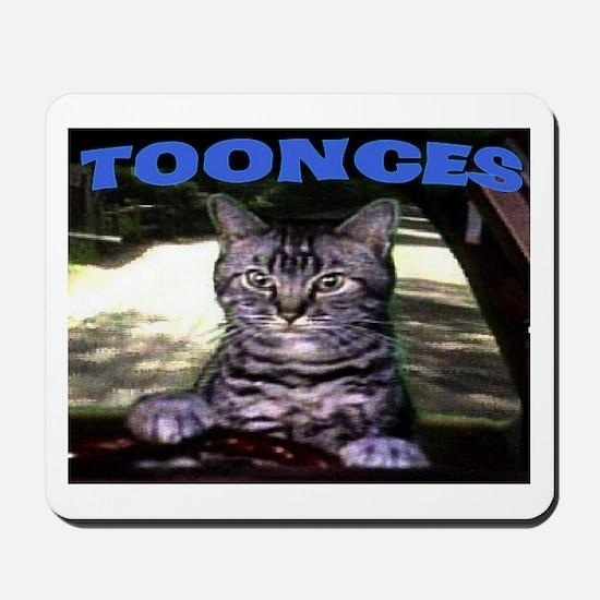 TOONCES Mousepad