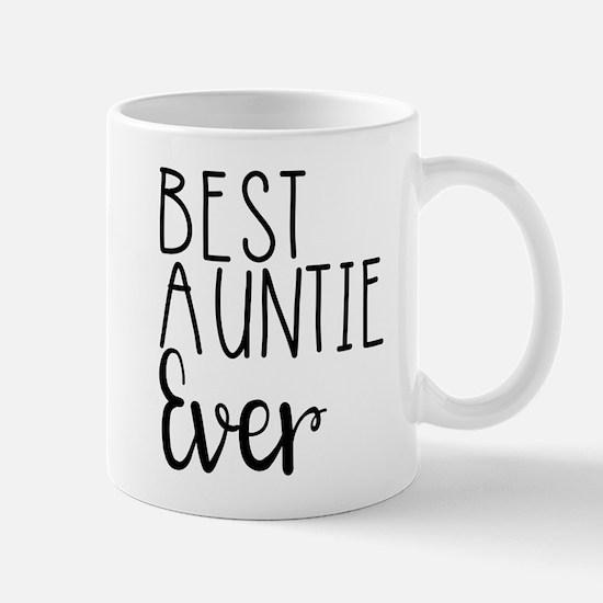 Best Auntie Ever Mugs