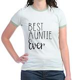 Aunt Jr. Ringer T-Shirt