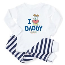 Baby Odie &Quot;Heart Daddy&Quot; Infant Bodysuit