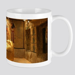 King Tut Exhibit at the Luxor Mug