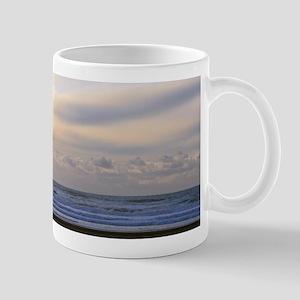 Sunset on Clam Beach I Mug