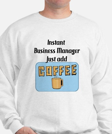 Business Mgr Sweatshirt