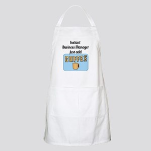 Business Mgr BBQ Apron