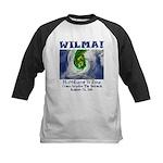 Hurricane Wilma Kids Baseball Jersey