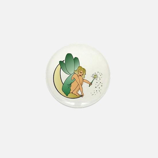 Fairy Mini Button
