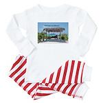 Half Moon Cay Baby Pajamas
