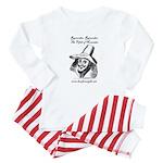 Guy Fawkes Baby Pajamas