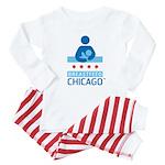 Breastfeed_Chicago_Logo_Æ?RGB-CafePress Baby Pajam