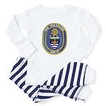 USS KALAMAZOO Baby Pajamas