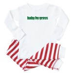 Baby By Grass Baby Pajamas