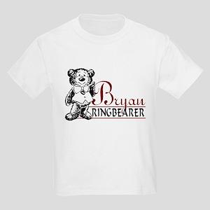 Ringbearer-TeddyBearTux-Kids&InfantsShirt-A T-Shir