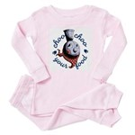 The Choo-Choo Baby Pajamas