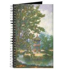 Tranquil Pagoda Journal