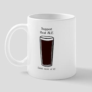 Drink Ale Mug
