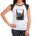 Old House Women's Cap Sleeve T-Shirt