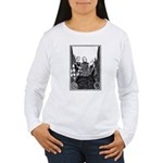 Old House Women's Long Sleeve T-Shirt