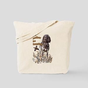 munsterlander pheasant Tote Bag