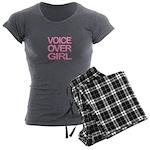 Voiceover Girl Women's Pajamas