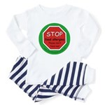 STOP food allergies. Dont feed me! Infant Bodysuit