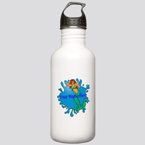 Mermaid Splash Water Bottle