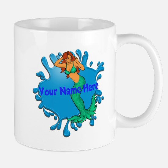 Mermaid Splash Mugs