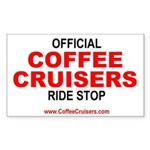 OFFICIAL Ride Stop Sticker
