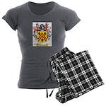Barbour Women's Charcoal Pajamas