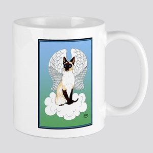 Siamese Cat Angel Mug