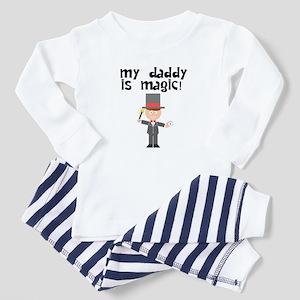 My Daddy Magic Baby Pajamas