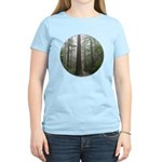 Redwood Forest Fog Women's Light T-Shirt