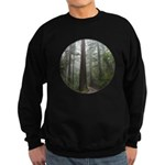 Redwood Forest Fog Sweatshirt (dark)