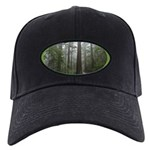 Redwood Forest Fog Black Cap