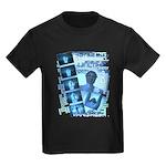 QL Design by Troy M. Grzych Kids Dark T-Shirt