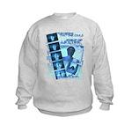 QL Design by Troy M. Grzych Kids Sweatshirt