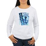 QL Design by Troy M. Grzych Women's Long Sleeve T-