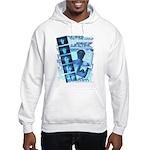 QL Design by Troy M. Grzych Hooded Sweatshirt