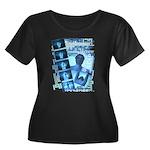 QL Design by Troy M. Grzych Women's Plus Size Scoo