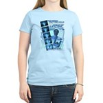 QL Design by Troy M. Grzych Women's Light T-Shirt