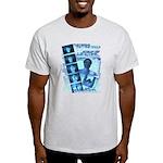 QL Design by Troy M. Grzych Light T-Shirt