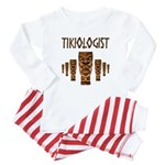 Tikiologist Baby Pajamas