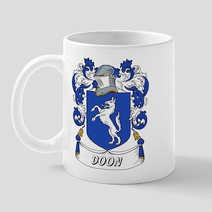 Doon Coat of Arms Mug