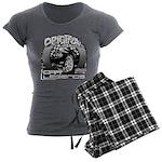 2012 Musclecars Women's Charcoal Pajamas