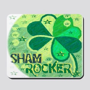 Shamrocker Mousepad