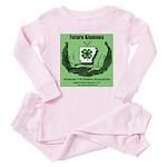 Future Arkansas 4-H Alumni Baby Pajamas
