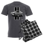New Challenger Gray Men's Charcoal Pajamas