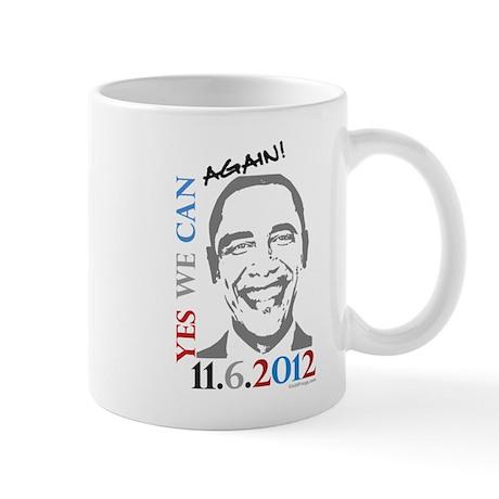 Yes We Can Again! Mug