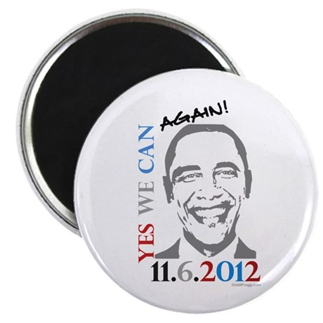 Yes We Can Again! Refrigerator Magnet (10 Pk)