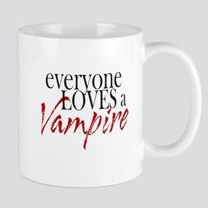 Everyone Loves a Vampire Mug
